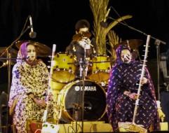 Il festival di musica Taragalte a M'hamid El Ghizlane vicino a Zagora