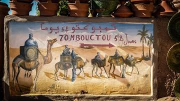Secondo Ibn Battuta ogni carovana era composta da mille fino anche a 12.000 cammelli.